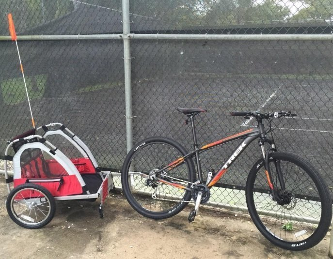 5 Best Budget Double Bike Trailers For Baby And Toddlers Under