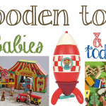 9 Best Wooden Toys Gift Ideas for Toddlers, Babies, and 1-Year-Olds 2017