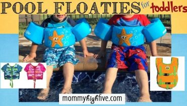 5 Good Swim Floaties for Toddlers and Preschoolers 2017