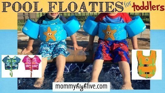 Best Toddler and Preschooler Floaties and Swim Vests