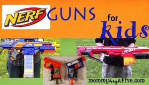 The 12 Best Nerf Guns for Young Kids in 2017