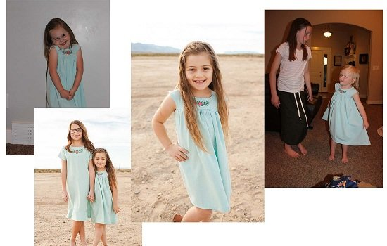 Trendy Modest Dresses for Little Girls