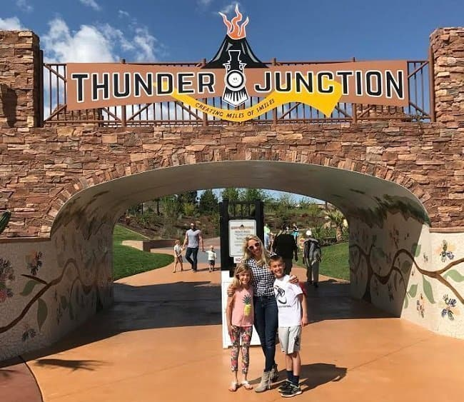 Thunder Junction Park All Abilities Park St George Utah