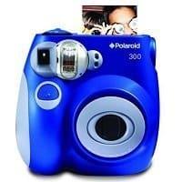 Polaroid PIC-300 Instant Film Camera 200